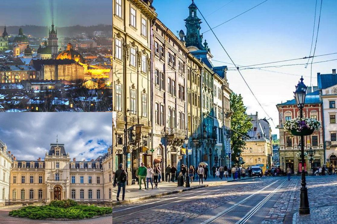 Charming Lviv