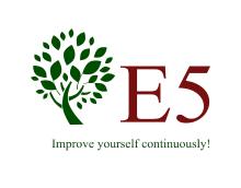 E5 logo